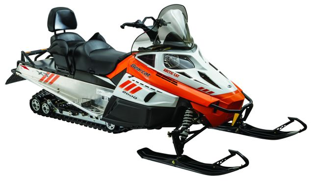 Arctic Cat 2000/5000XT