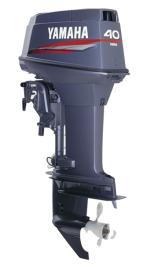 Ямаха 40V (3 цилиндра)