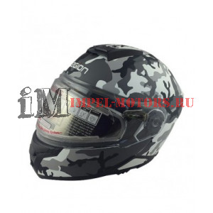 Шлем снегоходов модуляр Legion LEO SNOWHUNTER EDL III