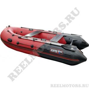Моторная лодка Хантер 350ПРО НДНД камуфляж