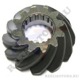 Ведущая шестерня редуктора для подвесных лодочных моторов YAMAHA: 50G,60F, 60H, 70B