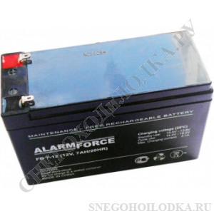 Аккумулятор для лодочного насоса 12 V, 7 А*ч