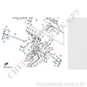 Рулевой наконечник внешний VK10 Prof 8FA-23847-00