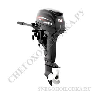 Лодочный мотор HIDEA (Хайди) HD18FHS
