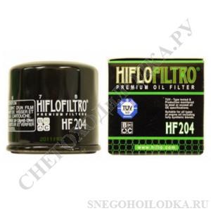 Фильтр масляный HF204