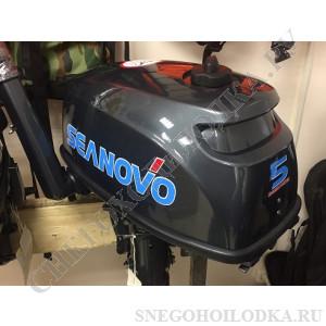 Лодочный мотор Seanovo (Сианово) SN 5 FHS (без бака 12 л.)