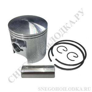 На схеме 1. Поршень (+1мм) с кольцами Ямаха Викинг 540