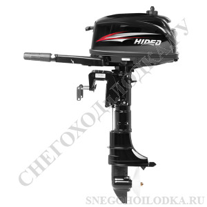 Лодочный мотор HIDEA (Хайди) HD5FHS