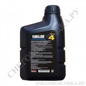 Масло моторное минеральное Yamalube 4M 10W-40 (1л)