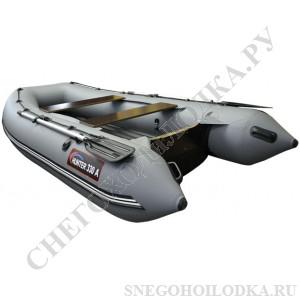 Моторная лодка Хантер 330А (стационарный транец, НДНД)