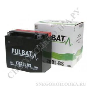 Акумулятор FTX20L-BS (YTX20L-BS)