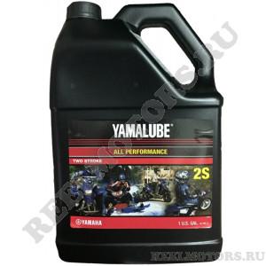 Масло Yamalube 2S для наземной техники (4л)