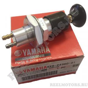 Насос топливоподачи Ямаха браво 250 8X8-24360-01-00