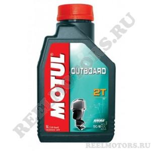Масло для ПЛМ Motul OUTBOARD 2T