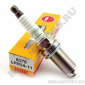 Свеча зажигания NGK LFR5A-11  F75B/F80A/B/F90B/F100A/B/C/D/F150A/F200A/B/F225A