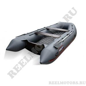 Моторная лодка Хантер 360А (стационарный транец, НДНД)
