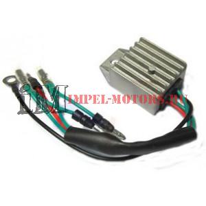 Выпрямитель-регулятор для подвесного моторы 4-70л/с (ВРНЛ-1)