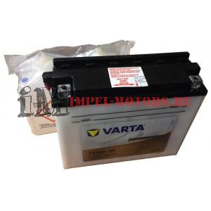 Аккумулятор exide для Ямаха Викинг 540