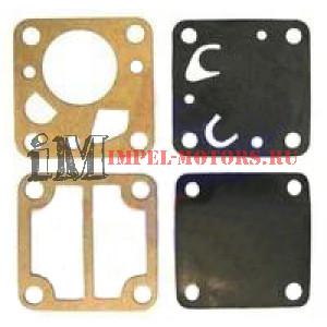 Ремкомплект топливного насоса RTT-FPSET-YT5 Для 2х тактных Ямаха: 4A, 5C Взаимозаменяем с 6E0-24411-00, 6E0-24471-00, 6E0-24434-00, 6E0-24435-00