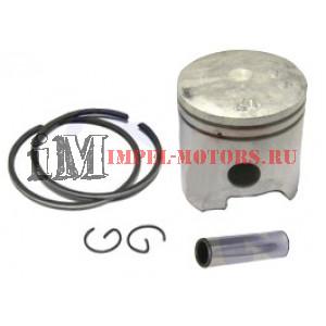Комплект: поршень, кольца, стопоры, для подвесного лодочного мотора Ямаха: 9.9F, 9.9D, 9.9M, E9.9C, 13.5A, 15F, 15M, 15D, E15C, E15D