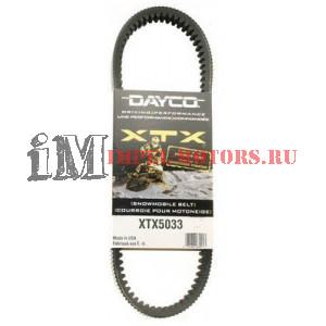 Ремень вариатора Ямаха VK540 4 DAYCO XTX5033