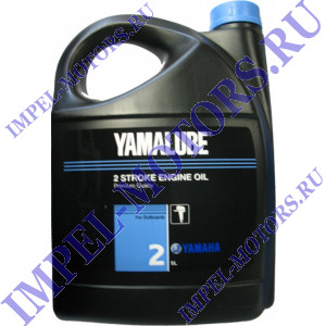 Масло Yamalube 2 для 2х-тактных ПЛМ (5л)