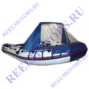 Тент носовой для ПВХ лодки Yamaran (Ямаран)