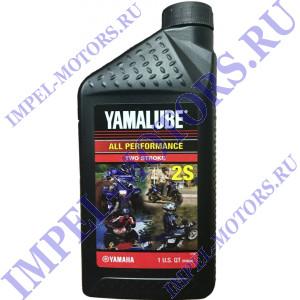 Масло Yamalube 2S для наземной техники(1л)