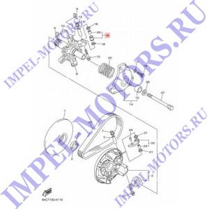 Ролик вариатора Ямаха VK540 III-IV
